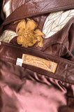 c.1973 East West Musical Instruments Co. 'Del Rose' Leather Jacket