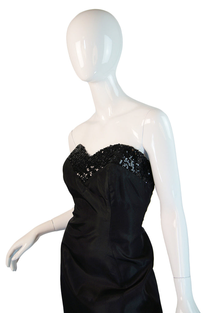 1950s Pin Up Sequin Lilli Diamond Dress