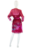 Now On Sale - 1980s Hanae Mori Pink Ensemble