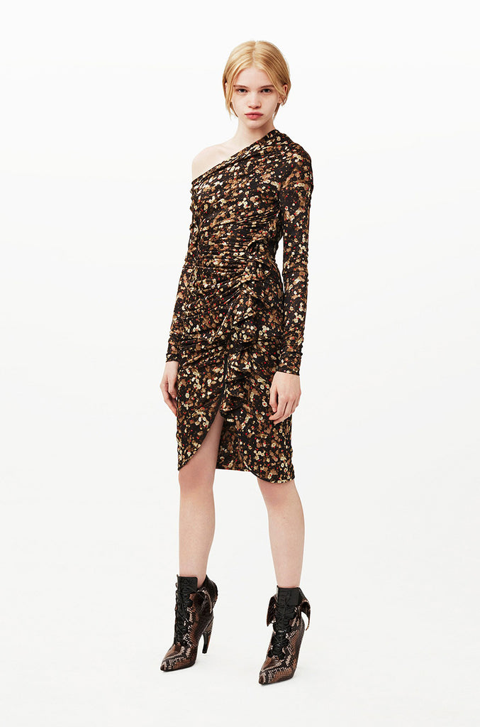 Pre-Fall 2015 Givenchy by Riccardo Tisci NWT Off Shoulder Floral Dress