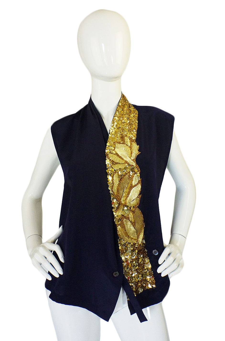 Buy Online Cheap Dries Van Noten Sequined Silk Jacket Where Can I Order Clearance Amazon ppNVfXKH