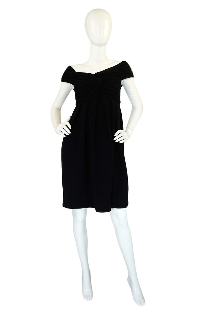 Recent Giambattista Valli Cableknit Dress