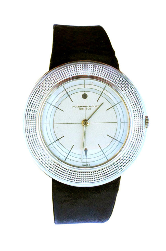 1955 Audemars Piguet White Gold Ultra-Thin Wristwatch