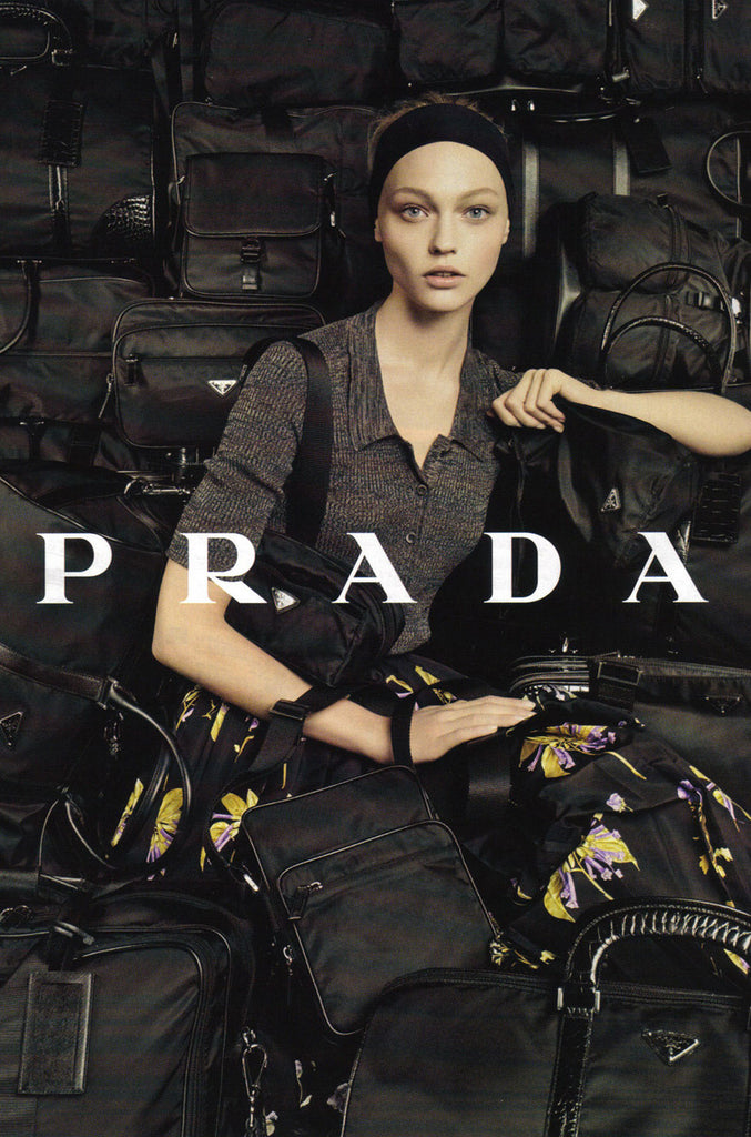 Resort 2008 Prada Silk Runway/Campaign Dress