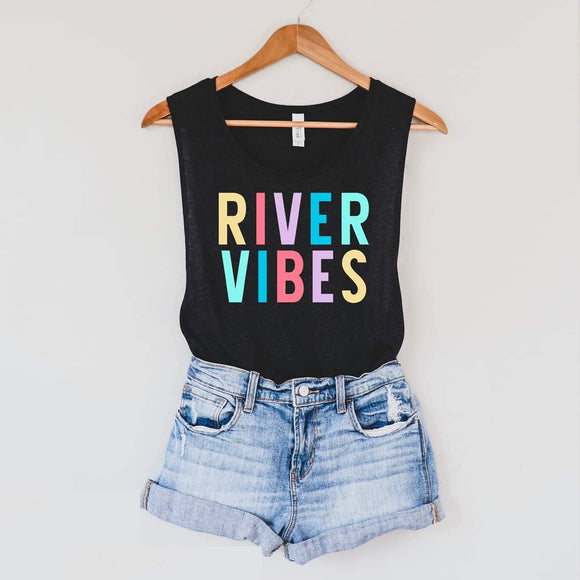 River Vibes Tank Top