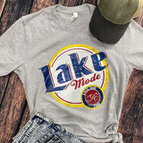 Lake Mode Beer Shirt