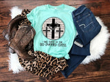 I Will Cling To The Old Rugged Cross Shirt