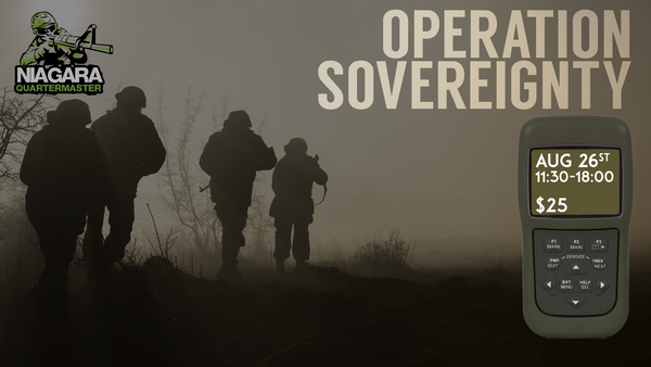 August MILSCRIM - Operation Sovereignty