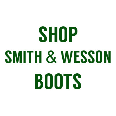 Smith & Wesson Boots