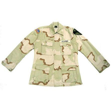 Surplus US 3-Color Desert DCU Coat