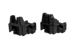 APS Gen 2 Rhino Flip-up Sight Package with Fiber Optic Inserts - Niagara Quartermaster