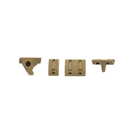 Killhouse Handstop RIS Kit - Tan - Niagara Quartermaster