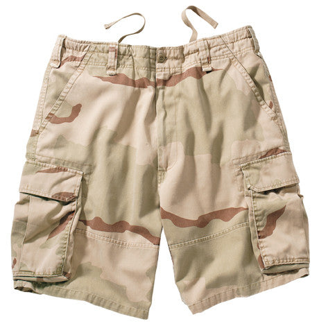 Surplus US DCU Shorts - 3 Color Desert - Niagara Quartermaster