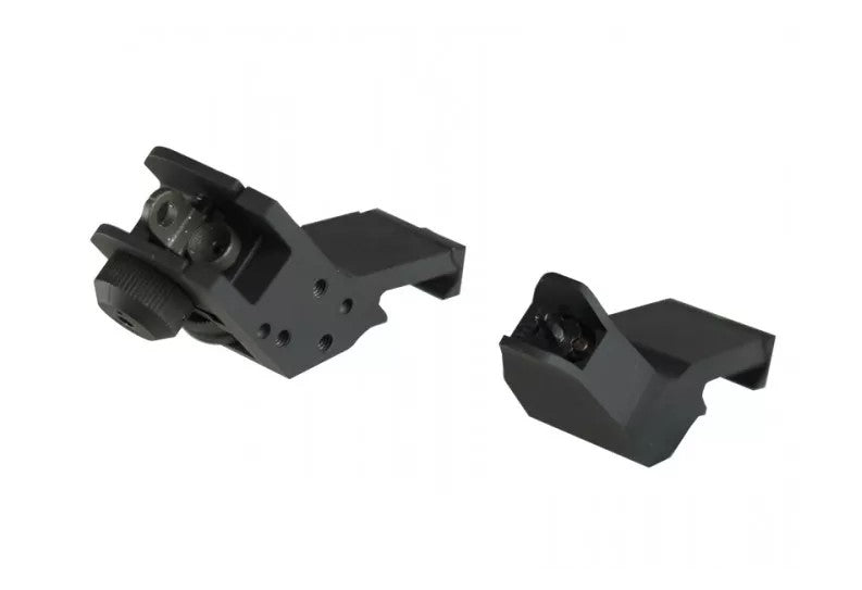 PPS Angled Back Up Sights - Niagara Quartermaster