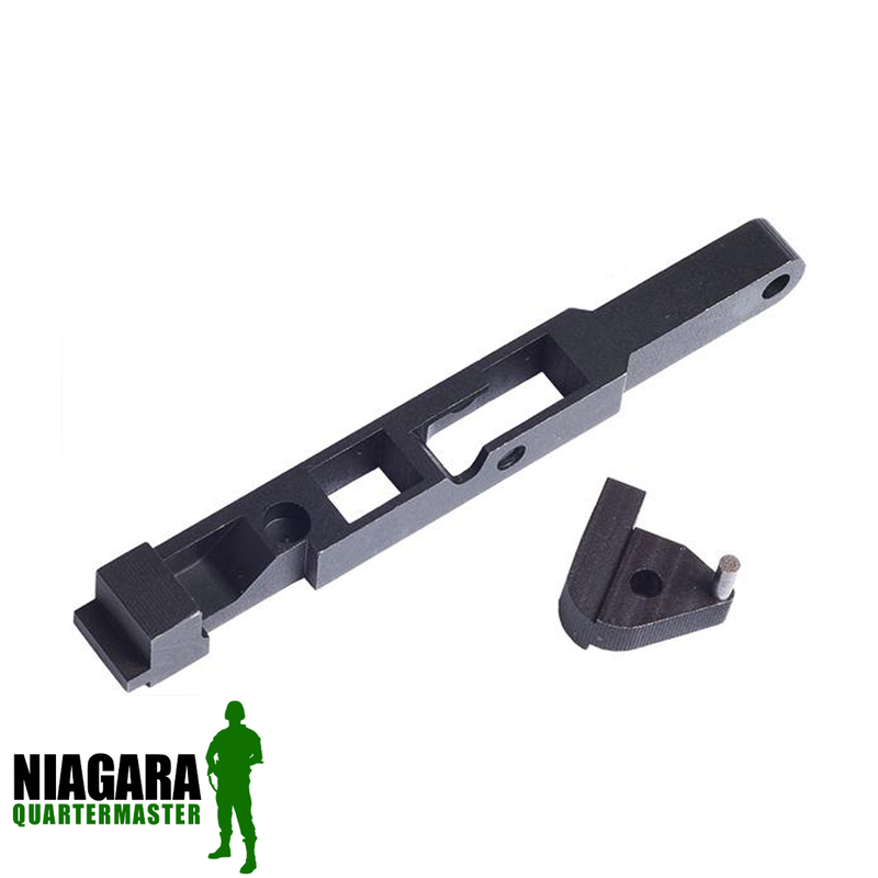 Angel Custom Advanced Precision Steel VSR-10 Piston & Trigger Sear Set - Niagara Quartermaster