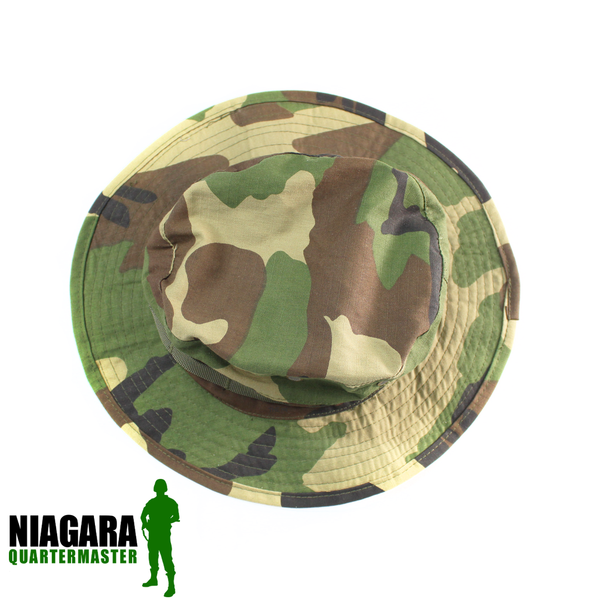 Shadow Strategic  Boonie Hat - Woodland