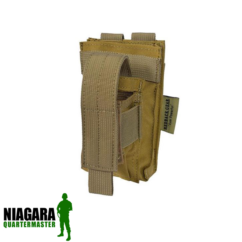 Shadow Elite AK/9mm Single Open Top Mag Pouch - Niagara Quartermaster