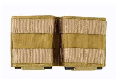 "Shadow Elite ""Griptac"" Double M4 Mag Pouch - Niagara Quartermaster"