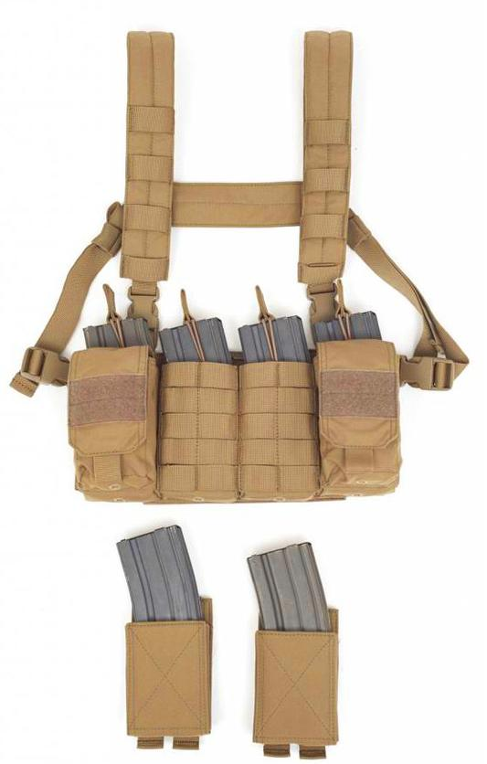 "Shadow Strategic ""Eagle"" ECR Chest Rig - Niagara Quartermaster"