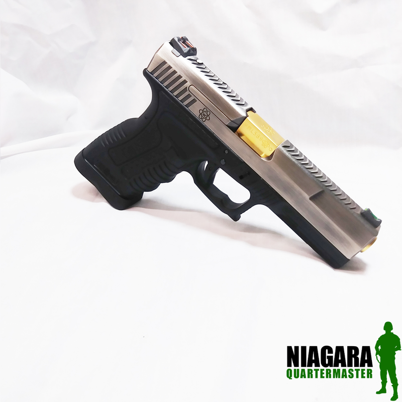 WE Tech GP-1799 Gas Pistols