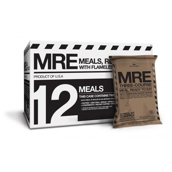 US MRE Food Kits
