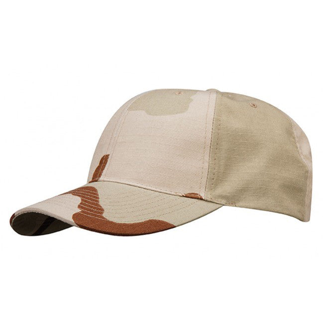 Propper 6 Panel Cap - 3-Color Desert - Niagara Quartermaster