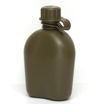 US 1 Quart OD Canteen
