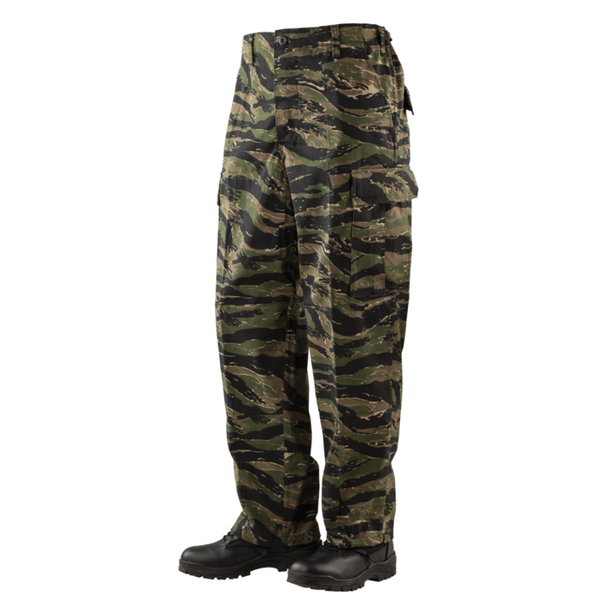 Tru-Spec BDU Pants - Asian Tigerstripe - Niagara Quartermaster