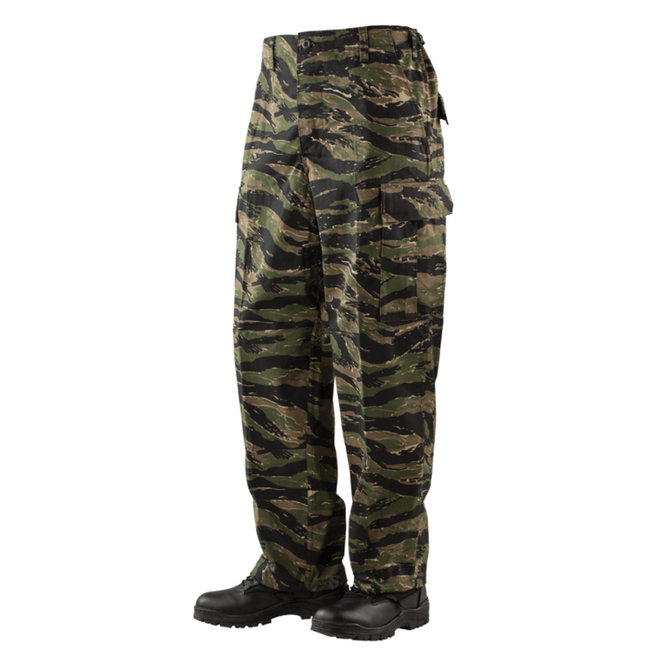 Tru-Spec BDU Pants - Asian Tigerstripe