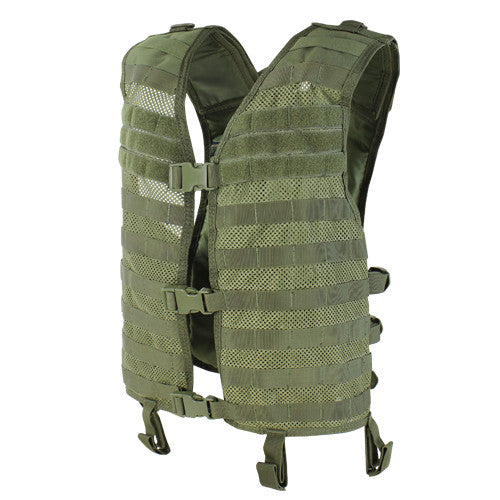 Condor Mesh Hydration Vest - Olive