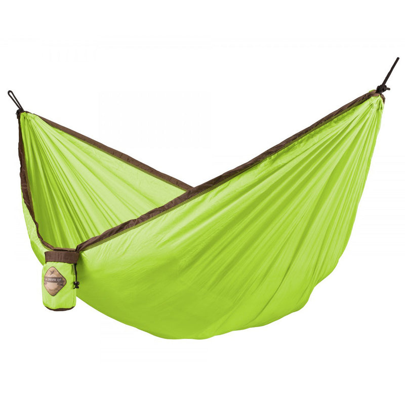 La Siesta Double Travel Hammock - Green - Niagara Quartermaster