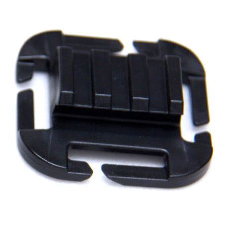 ITW QASM-RAMP Picatinny Gear Mount - Black - Niagara Quartermaster