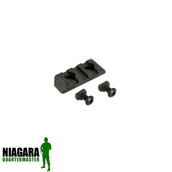 PTS Enhanced Picatinny M-Lok Rail Section - 3 Slots - Niagara Quartermaster