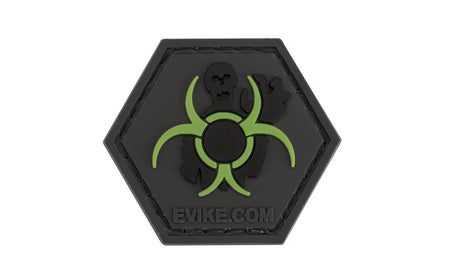"""Operator Profile PVC Hex Patch"" - Zombie Hunter - Niagara Quartermaster"