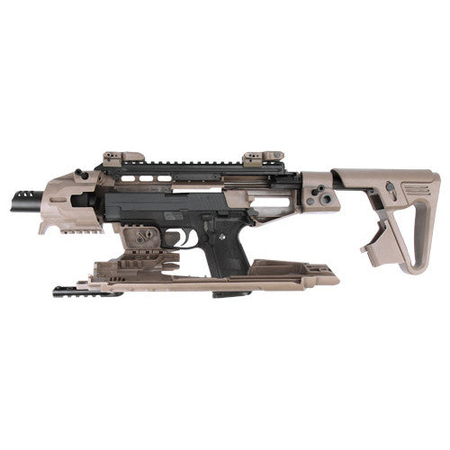 CAA RONI SMG Kit for P226 - Dark Earth