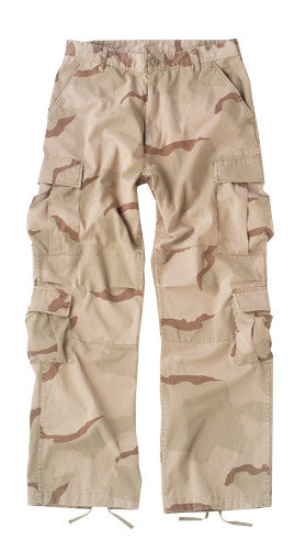 3-Colour Desert Pants - Surplus