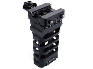 5KU Vertical QD Ultralight Foregrip - Black - Niagara Quartermaster