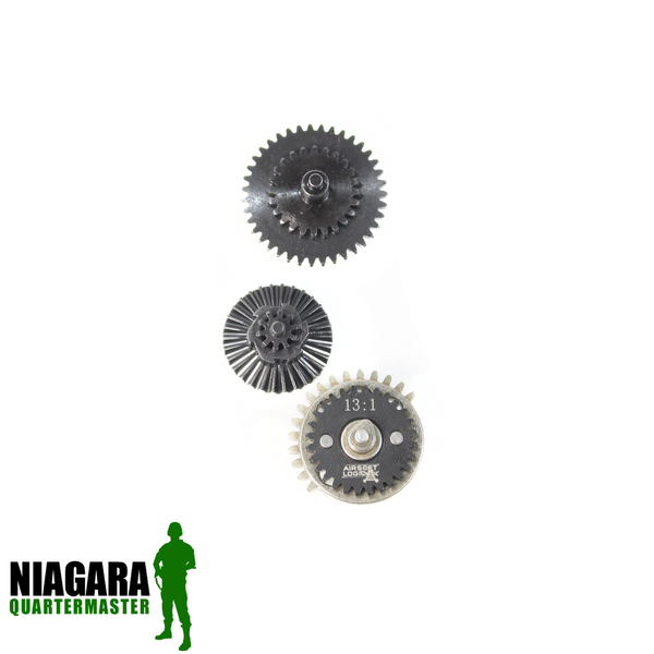 Airsoft Logic Upgrade Gear Set - 13:1