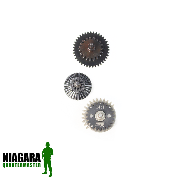 Airsoft Logic Upgrade Gear Set - 14:1