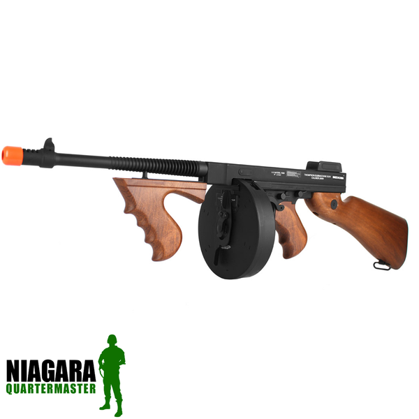 Cybergun Thompson 1928 Chicago Typewriter AEG Rifle