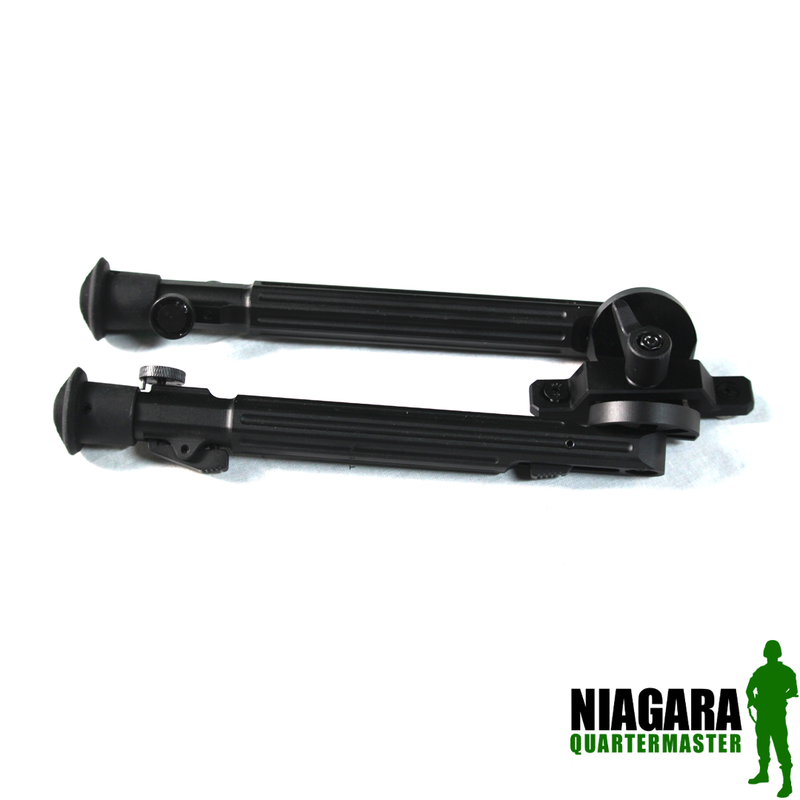 Amoeba Swivel Modular M-Lok Bipod - Long