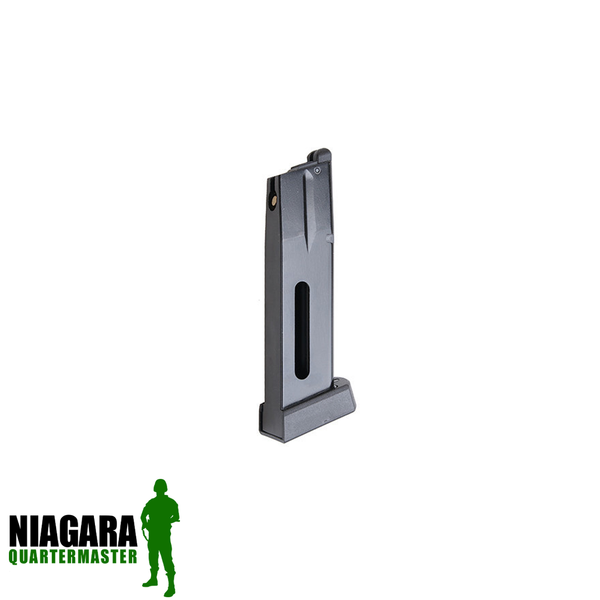 KJW CZ-75 KP-09 Magazine - CO2 Version - Niagara Quartermaster