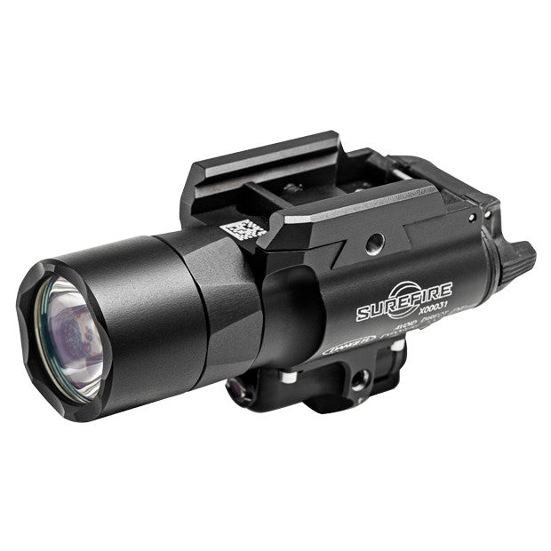 ACM X400 Ultra Light and Laser Combo - Black