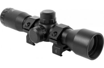 Precision Dynamics 4x32 Scope - Black