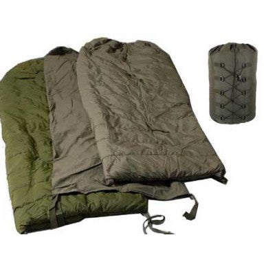 Surplus CF Outer Sleeping Bag and Liner - Used