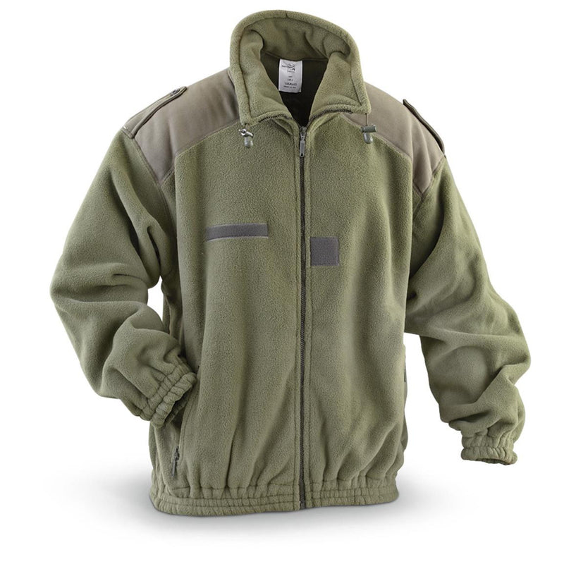 Surplus Fleece USMC Jackets - OD - Niagara Quartermaster
