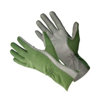 Surplus Nomex Winter Flight Gloves - Green - Niagara Quartermaster