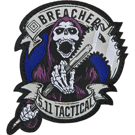 5.11 Breacher Patch - Brown