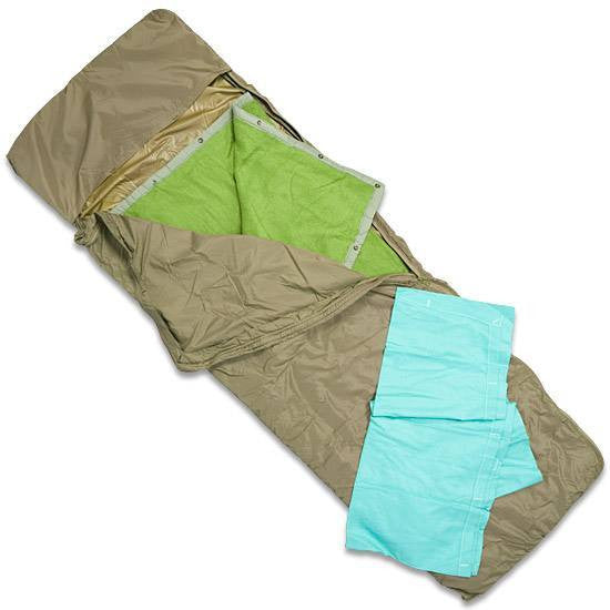 Surplus Czech Sleep Kit - Olive