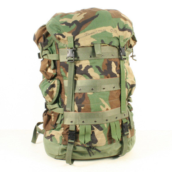 US Field Pack - Woodland